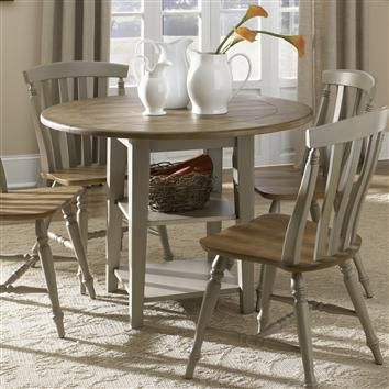 Featured Image of Transitional Drop Leaf Casual Dining Tables