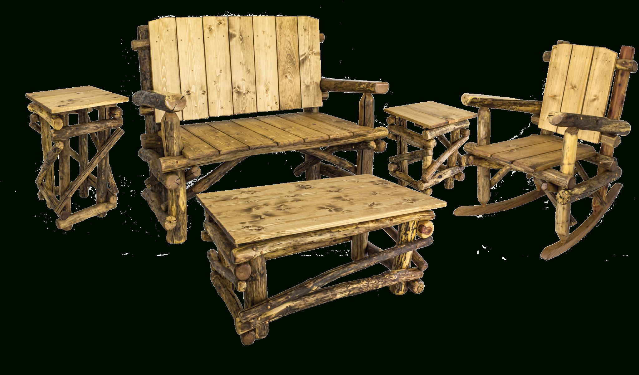 Log Furniture Wholesale – Woodzy Shop | Www (View 13 of 25)
