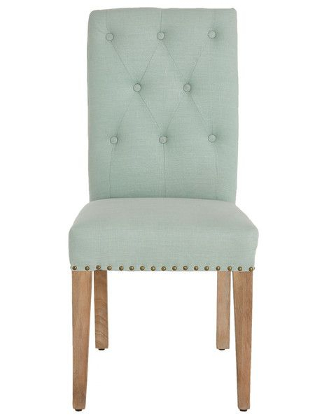 Luca Provence Dining Chair, Duck Egg | Chair, Dining Chairs For Provence Accent Dining Tables (Image 10 of 25)