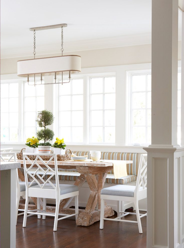 Magnificent Trestle Tables Interesting Ideas With Pertaining To Transitional Rectangular Dining Tables (View 21 of 25)