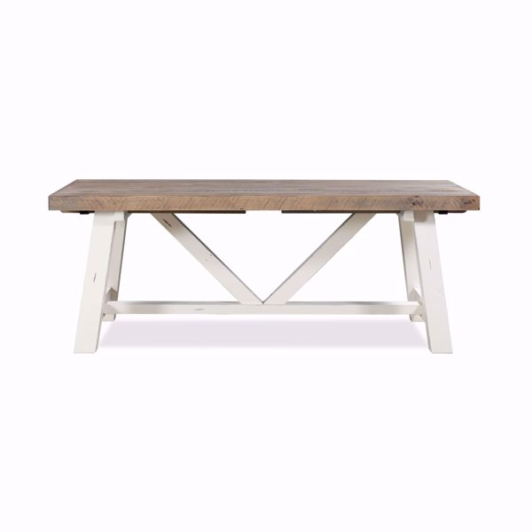 Magnolia Dining Table With Provence Accent Dining Tables (Image 11 of 25)