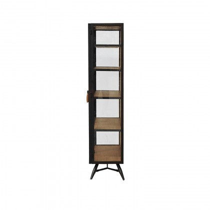 Medley Armoire | Cdi Furniture With Regard To Acacia Wood Medley Medium Dining Tables With Metal Base (Image 16 of 25)