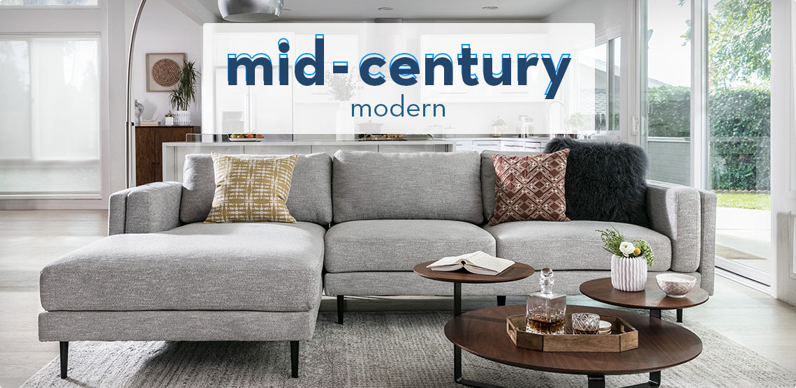Mid Century Modern Furniture | Living Spaces Intended For Rustic Mid Century Modern 6 Seating Dining Tables In White And Natural Wood (View 12 of 25)