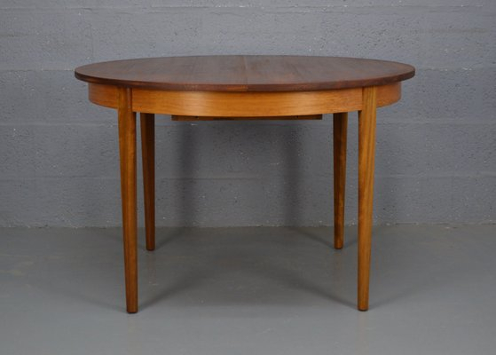 Mid Century Round Dining Table, 1960S In Morris Round Dining Tables (View 18 of 25)