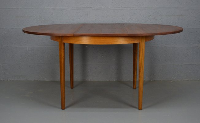 Mid Century Round Dining Table, 1960S Intended For Morris Round Dining Tables (View 24 of 25)