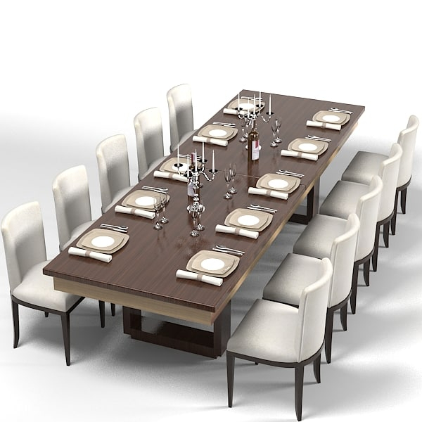 Featured Image of Contemporary Rectangular Dining Tables