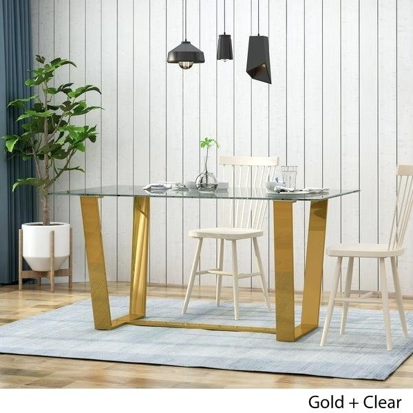 Modern Dining Table Glass – Wordtypes (View 13 of 26)