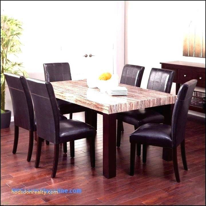Modern Dining Table Set For Round Small Glass Two Square Regarding Small Rustic Look Dining Tables (Image 14 of 25)