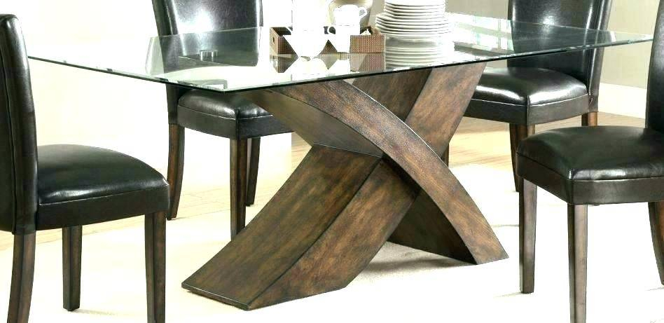 Modern Rectangular Glass Top Dining Table Winning Small Regarding Rectangular Glasstop Dining Tables (Image 17 of 25)