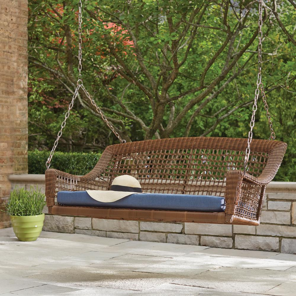 Modern Swing For Home Oonjal Wooden In South Indian With 2 Person Black Steel Outdoor Swings (Image 15 of 25)