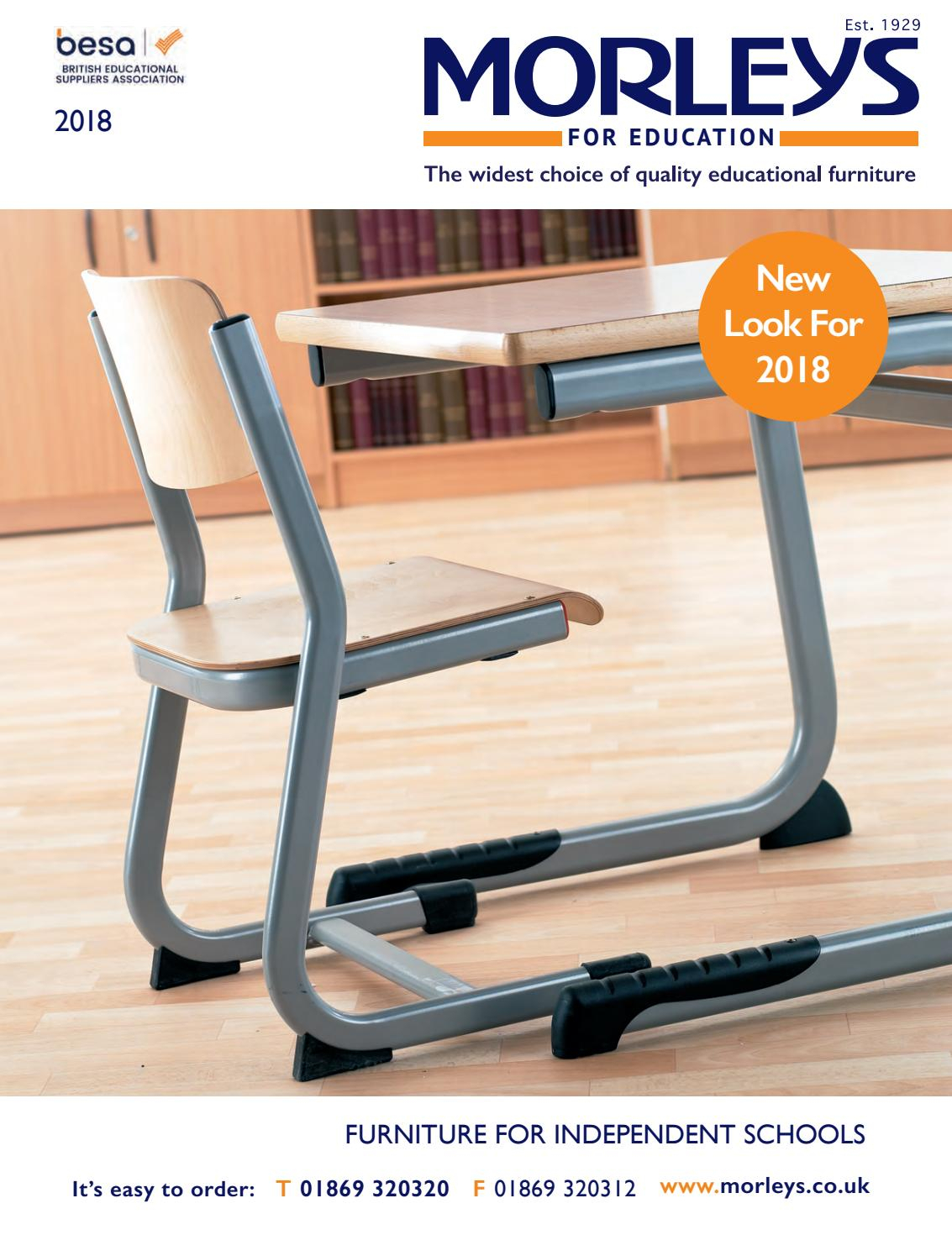 Morleys Educational Furniture Catalogue 2018 (Independent In Iron Grove Slatted Glider Benches (View 21 of 26)