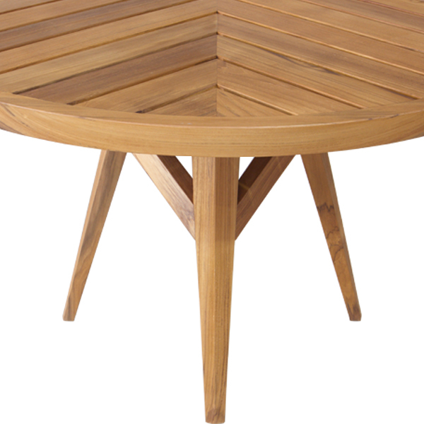 Neo Angulo Round Dining Table | Restaurant Furniture Within Neo Round Dining Tables (Image 11 of 25)