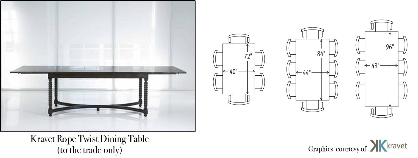 New Dining Room Table Size Perfect 6 Seat Dimension For Contemporary 6 Seating Rectangular Dining Tables (View 18 of 25)