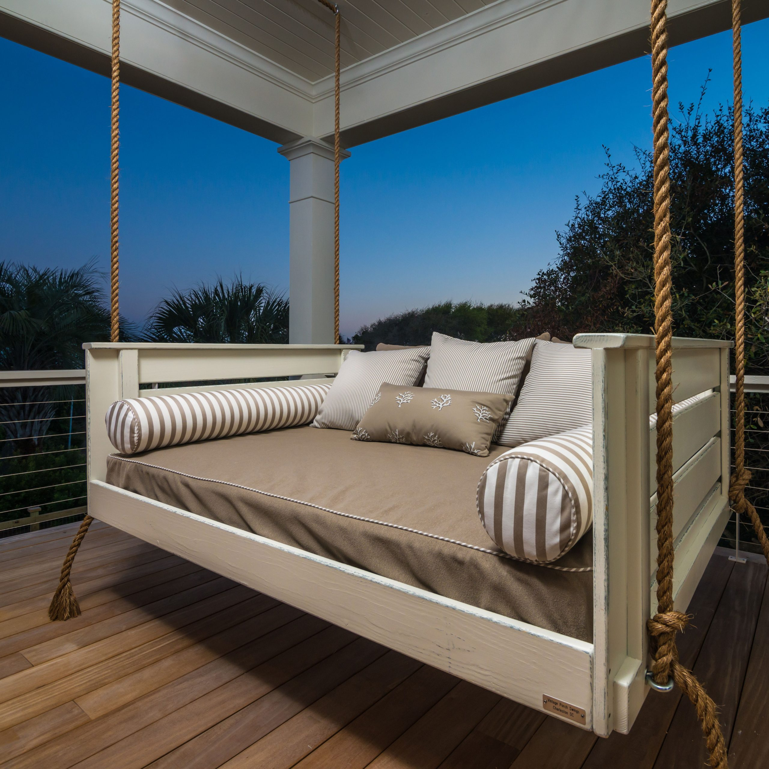 New Hanging Daybed Swing – New Design Model Inside Hanging Daybed Rope Porch Swings (Image 19 of 25)