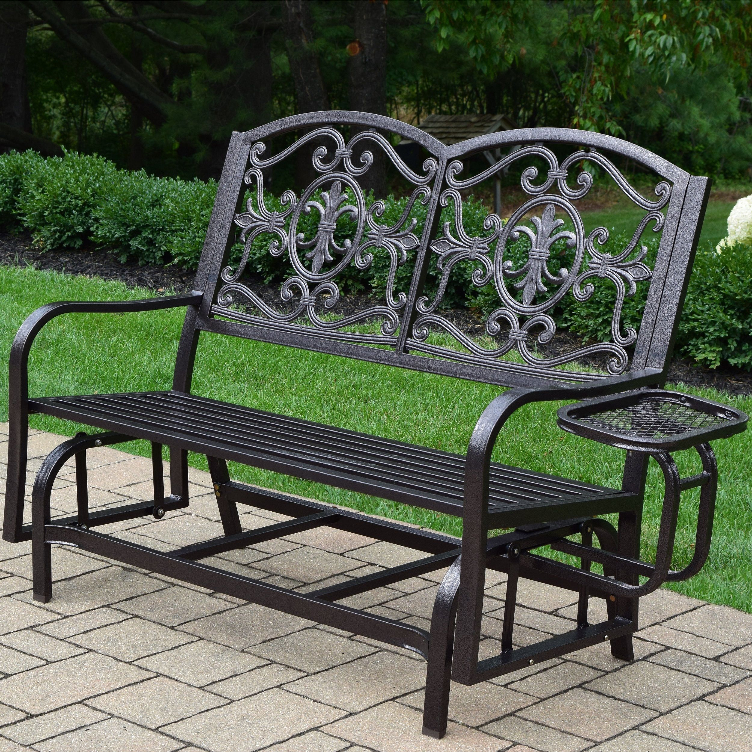 Online Shopping – Bedding, Furniture, Electronics, Jewelry For Aluminum Outdoor Double Glider Benches (View 15 of 25)