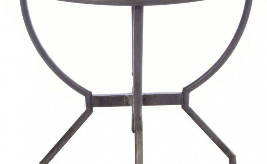 Patio Charming Round Outdoor Dining Table Set Metal And In Patio Square Bar Dining Tables (View 21 of 25)