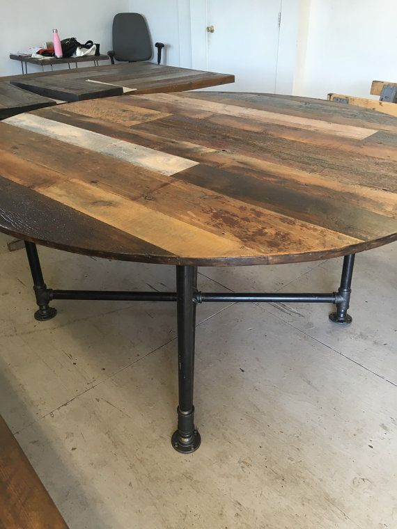 Pin On Delightful Dining Room Designs Within Small Round Dining Tables With Reclaimed Wood (View 8 of 25)
