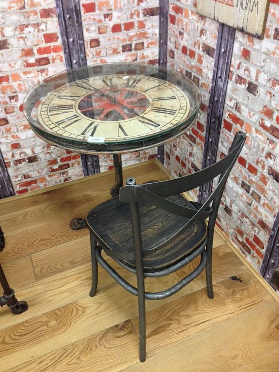 Pinsmithers Of Stamford On Man Cave Design Interiors And Inside Retro Round Glasstop Dining Tables (Image 12 of 25)