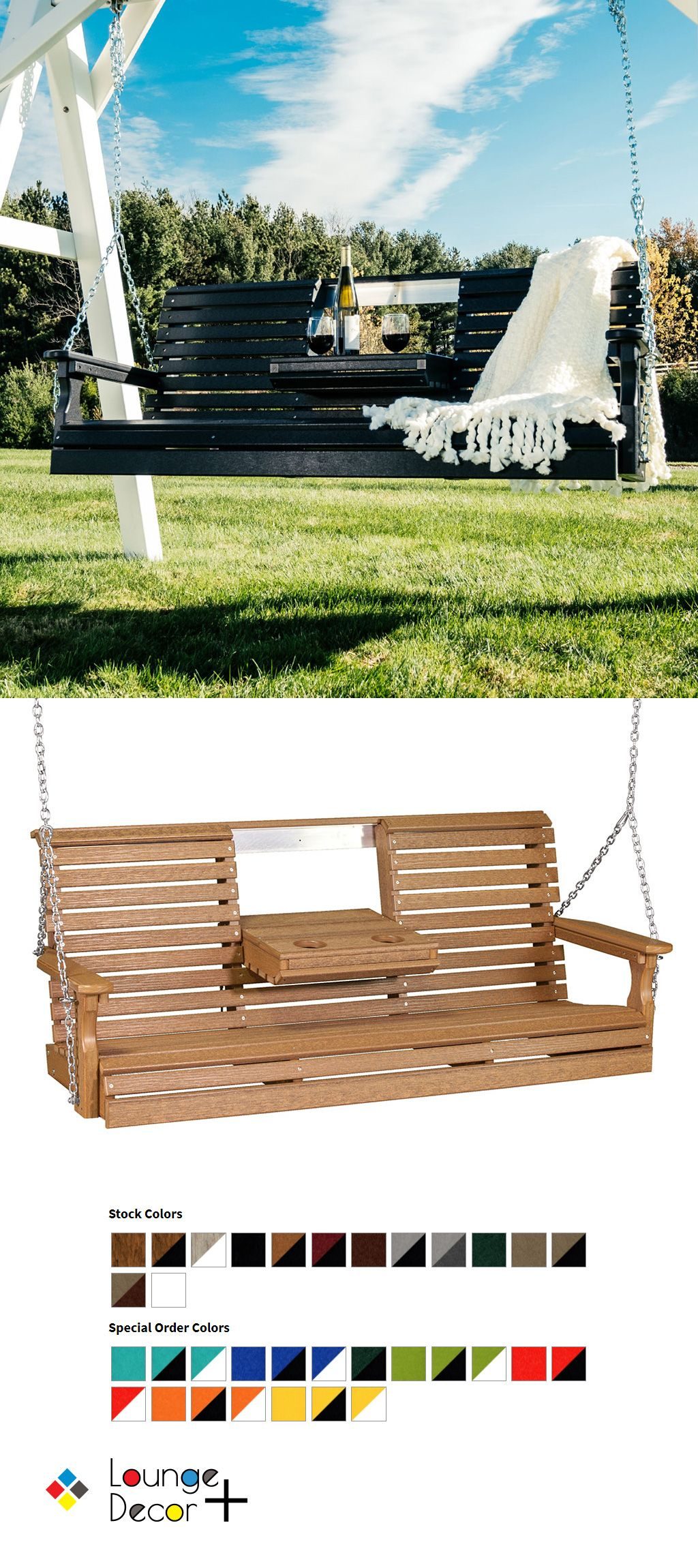 Featured Image of Plain Porch Swings