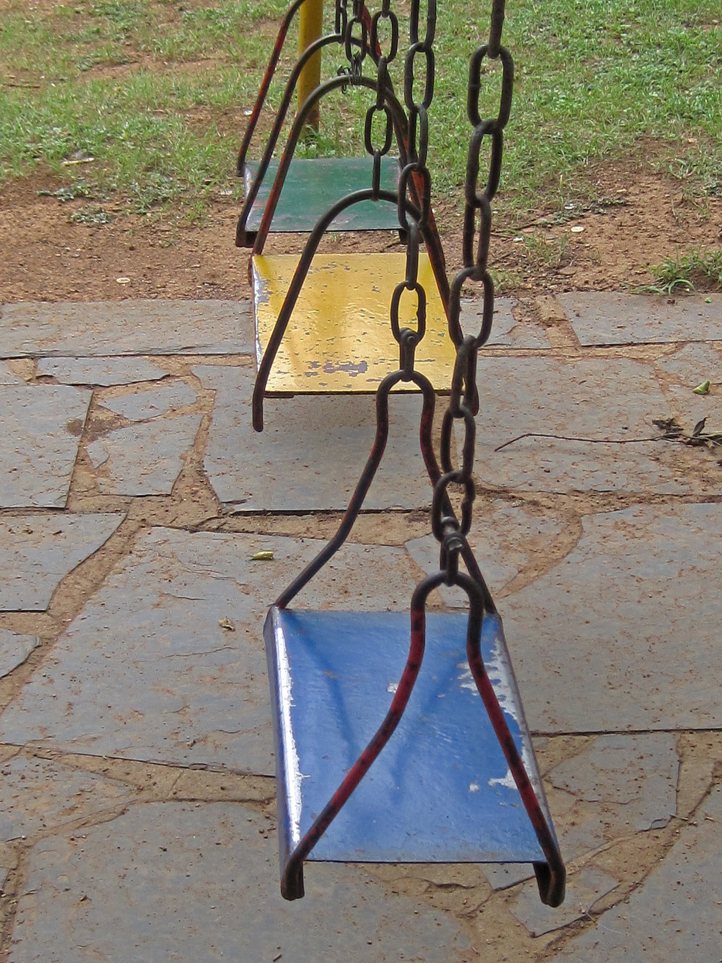 Playground,swings,chains,colourful,park – Free Image From With Regard To Swing Seats With Chains (View 23 of 25)