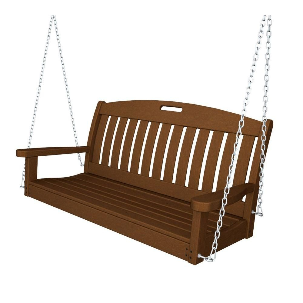 Featured Image of Outdoor FurnitureYacht Club 2 Person Recycled Plastic Outdoor Swings
