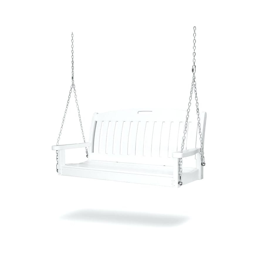 Polywood Porch Swing – Founderware (View 8 of 25)