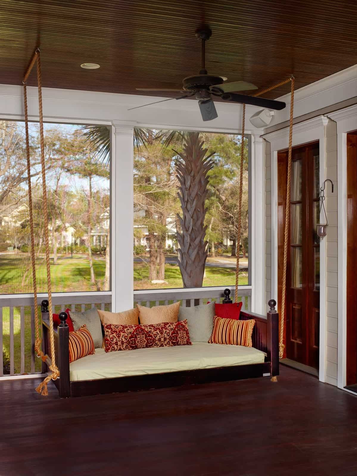 Porch Swing: Creating Your Sanctuary – Vintage Porch Swings In Porch Swings (View 19 of 25)