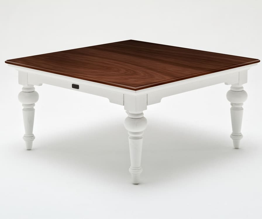 Provence Accent Square Coffee Table In Provence Accent Dining Tables (Image 20 of 25)