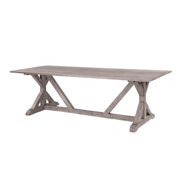 Provence Rectangular Dining Table – Casual Living Inside Provence Accent Dining Tables (Image 24 of 25)