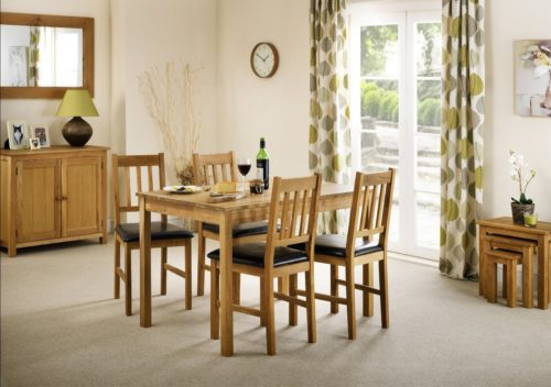Quality Rectangular Kitchen Tables For Small Spaces With Regard To Medium Elegant Dining Tables (View 25 of 25)