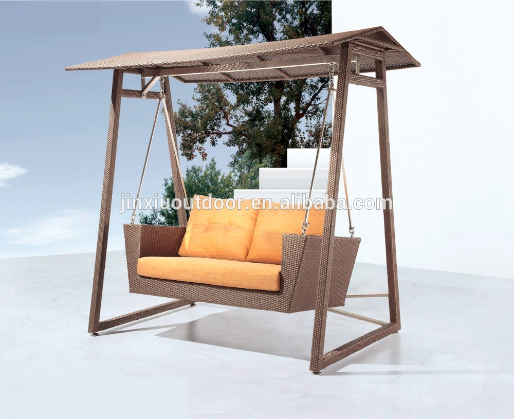 Rattan Garden Hanging Chair Love Seat F 105 – Buy Garden Hanging Chair,garden Swing Chair,patio Swing Chair Product On Alibaba Throughout Rattan Garden Swing Chairs (View 17 of 25)