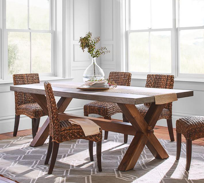 Rectangle Dining Table Abbott Rectangular Dining Table Pertaining To Rectangular Dining Tables (View 3 of 25)