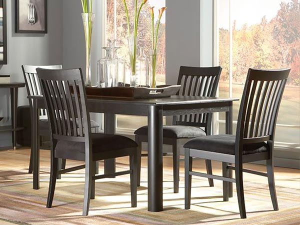 Rent The Eclipse Rectangle Dining Table | Cort Furniture Rental Intended For Eclipse Dining Tables (View 22 of 25)