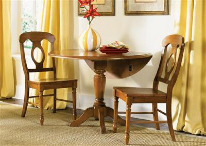 Ridge Home Furnishings: Buffalo & Amherst, Ny: Furniture For Transitional Drop Leaf Casual Dining Tables (View 24 of 26)