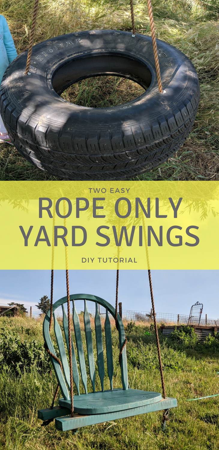 Rope Only Tree Swing | Swinging Chair, Diy Tire Swing With Regard To Dual Rider Glider Swings With Soft Touch Rope (View 20 of 25)