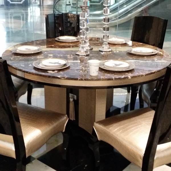 Round Dining Table For Sales – Luxury Home Furniture Factory Throughout Neo Round Dining Tables (View 22 of 25)