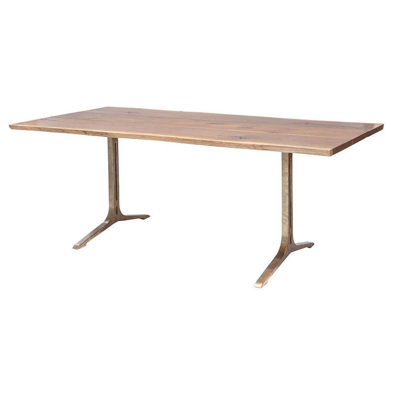 Samara – Nuevo Pertaining To Dining Tables In Smoked/seared Oak (Image 19 of 26)