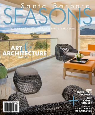 Santa Barbara Seasons Magazine, Fall 2016Sbseasons – Issuu Inside Alamo Transitional 4 Seating Double Drop Leaf Round Casual Dining Tables (View 10 of 25)