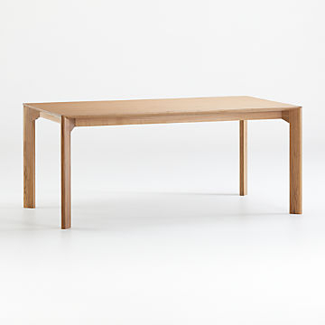 Shop Dining Room & Kitchen Tables Online | Crate And Barrel Regarding Morris Round Dining Tables (View 9 of 25)