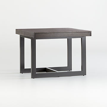 Shop Dining Room & Kitchen Tables Online | Crate And Barrel Within Transitional Antique Walnut Square Casual Dining Tables (View 25 of 25)