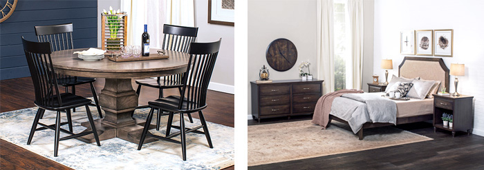Simply Amish Furniture — Many Styles. One Standard (View 16 of 25)