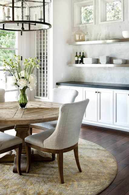 Featured Image of Small Rustic Look Dining Tables