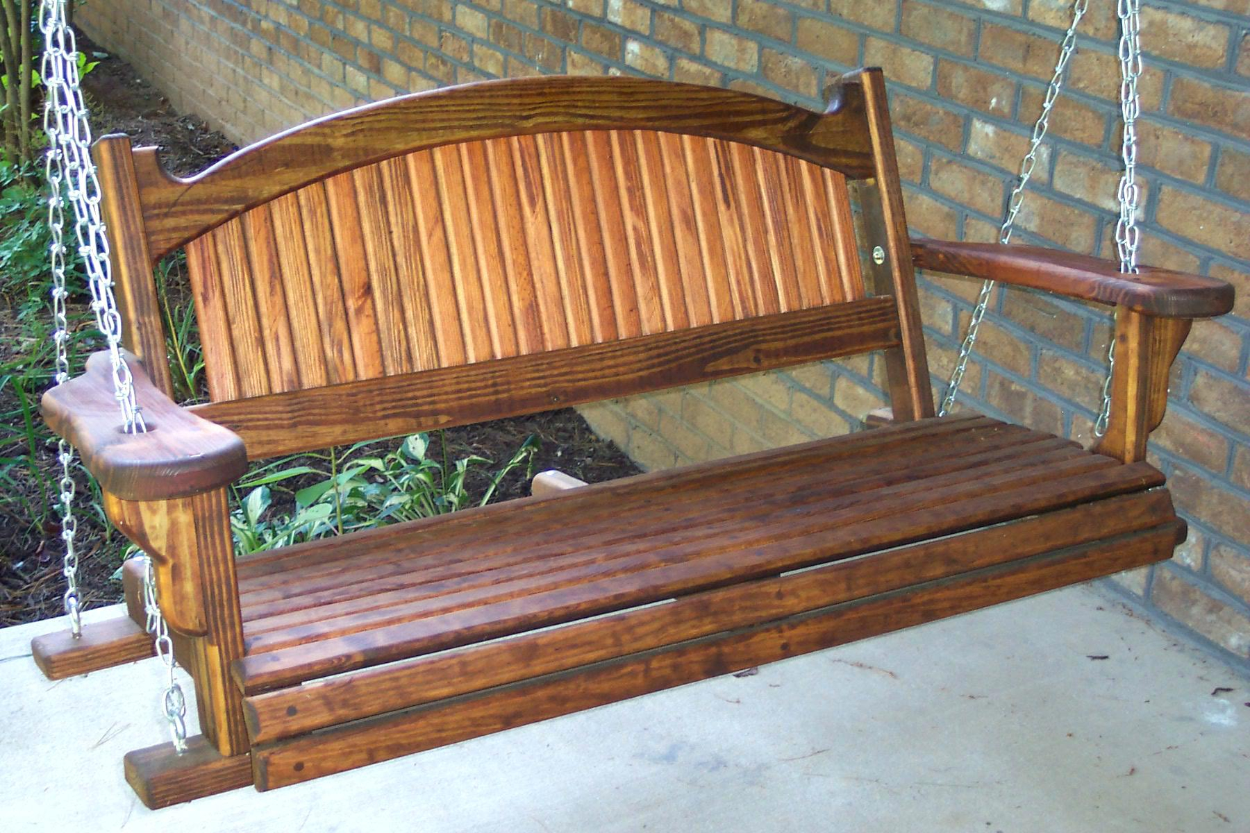 Standing Porch Swing Diy Frame Plans Pallet Bed Home Regarding Daybed Porch Swings With Stand (View 13 of 25)