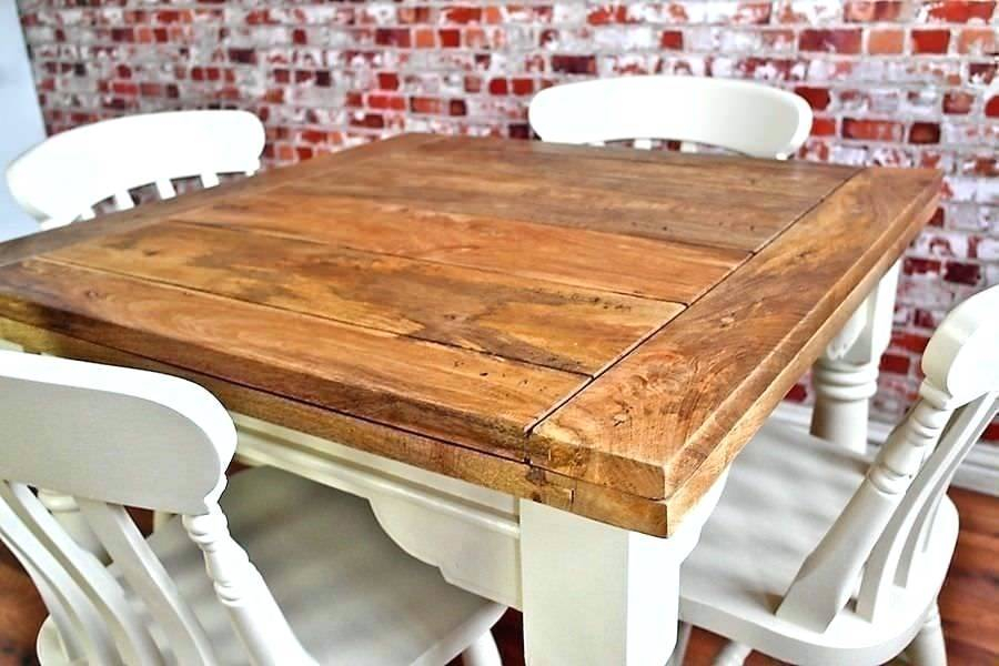 Stunning Engaging Small Rustic Oak Extending Dining Table Pertaining To Small Rustic Look Dining Tables (Image 23 of 25)