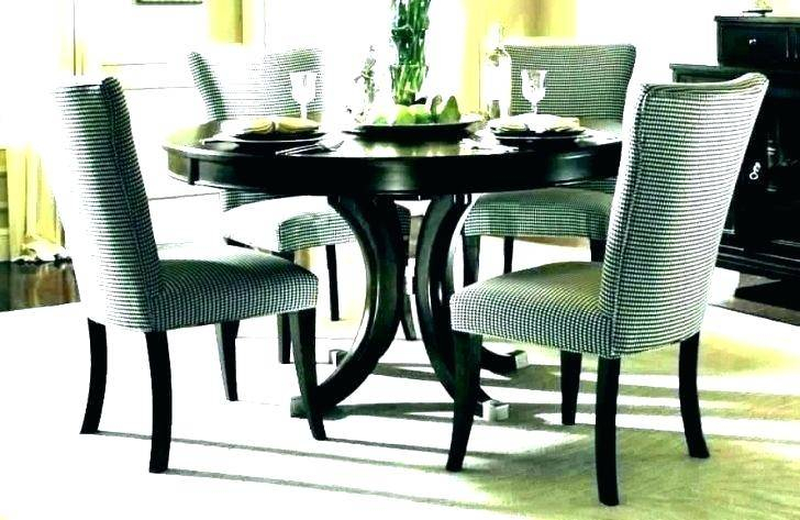 Surprising Glass Top Dining Table And 4 Chairs Room In Round Dining Tables With Glass Top (View 7 of 25)
