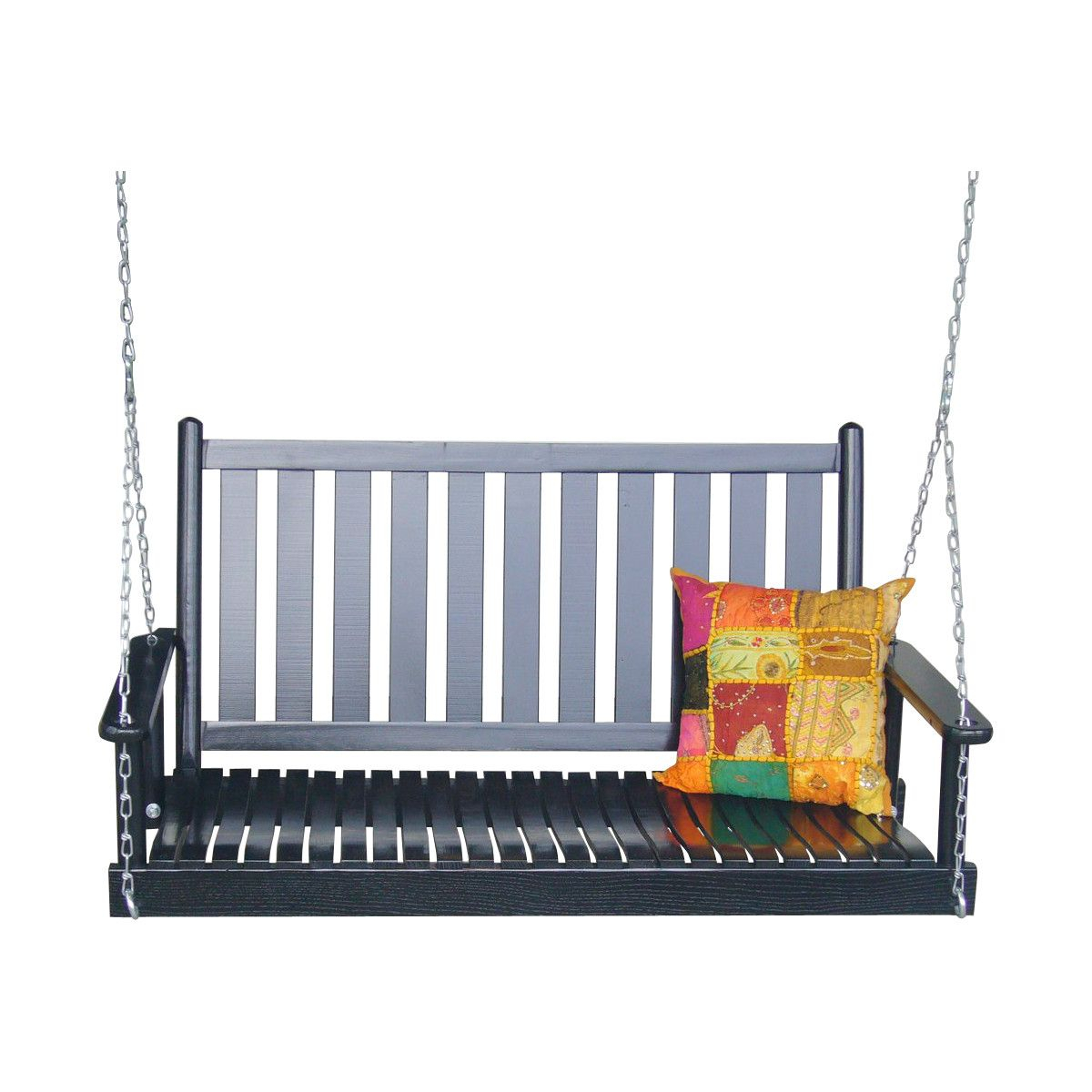 Swanley Porch Swing With Chain | Home Decor | Porch Swing Regarding Fordyce Porch Swings (View 10 of 25)