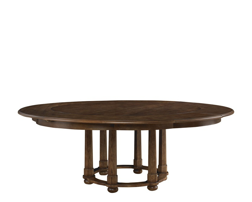 Table Morris Round Dining Table, Baker In Morris Round Dining Tables (View 1 of 25)
