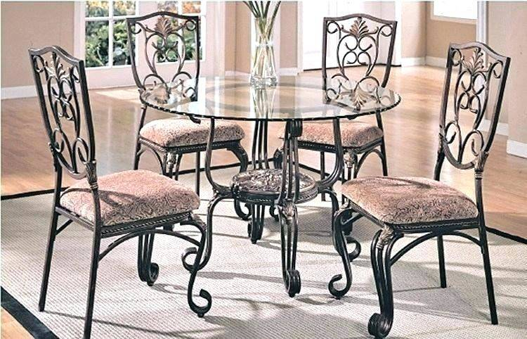 Featured Image of Retro Round Glasstop Dining Tables