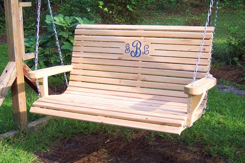 Teak Porch Swing Kit Inside Teak Porch Swings (View 4 of 25)