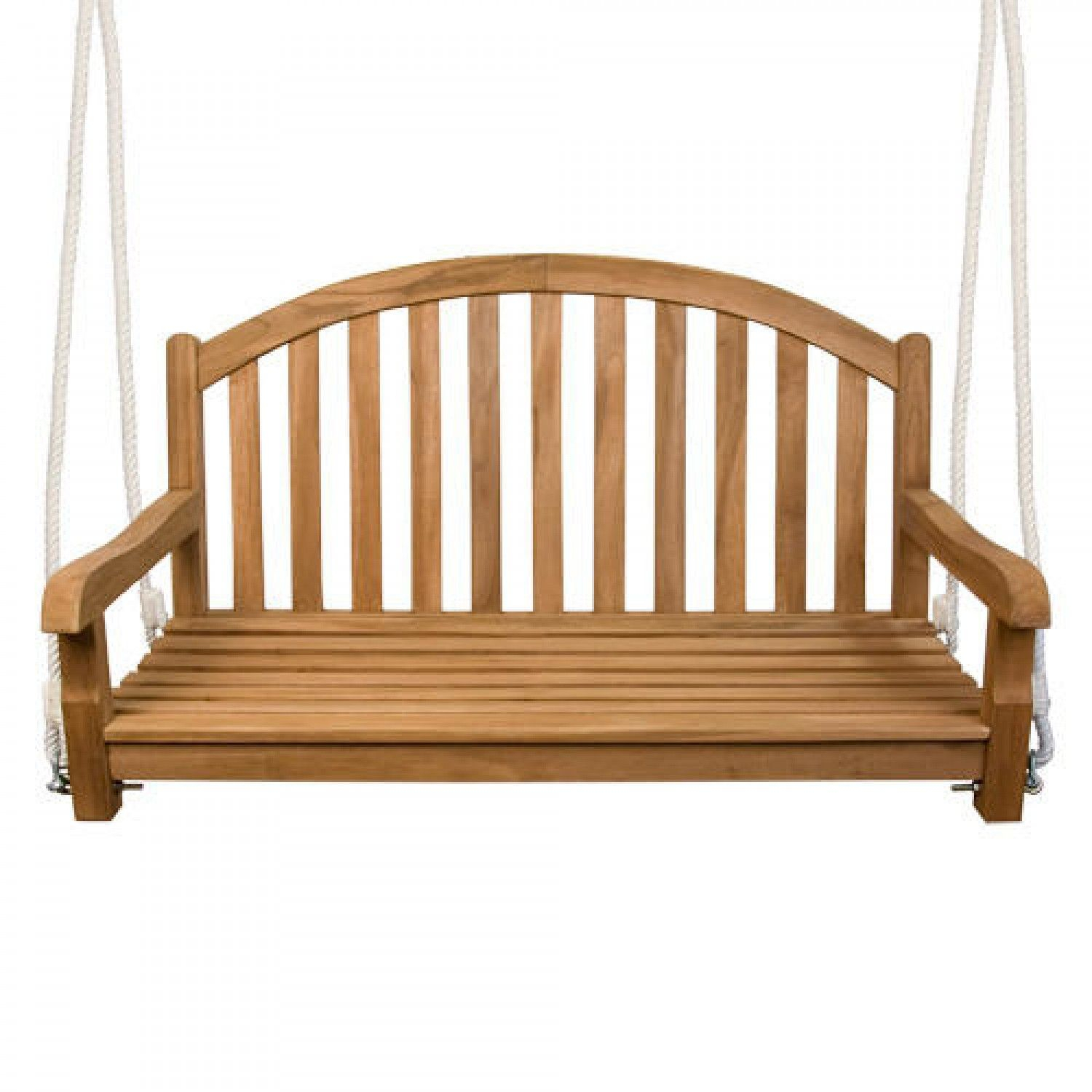 Tete A Tete Porch Patio Swing | Best Home Decor Ideas And Within Teak Porch Swings (View 3 of 25)